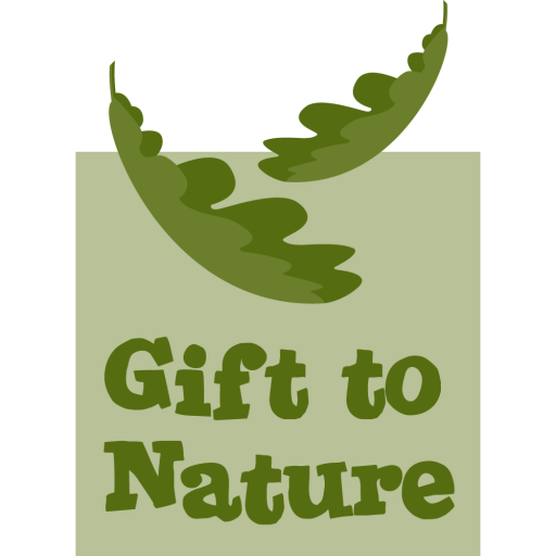 Gift to Nature logo